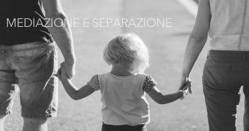 Mediazione e separazione