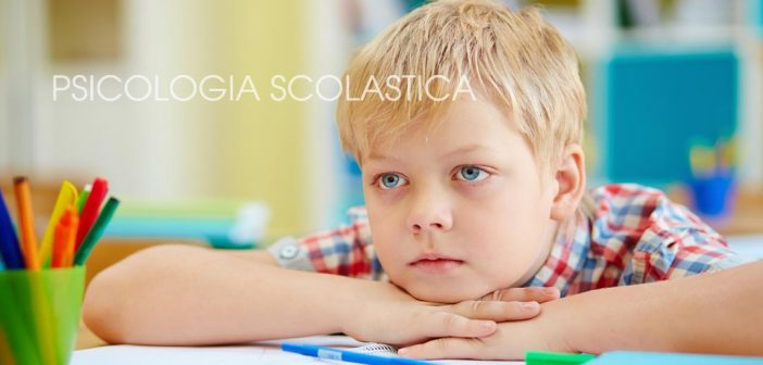 Consulenza psicologica Scolastica