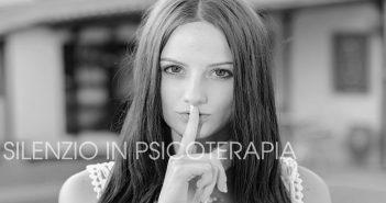Il silenzio in psicoterapia