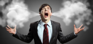 Emozione rabbia. Perché ci arrabbiamo?