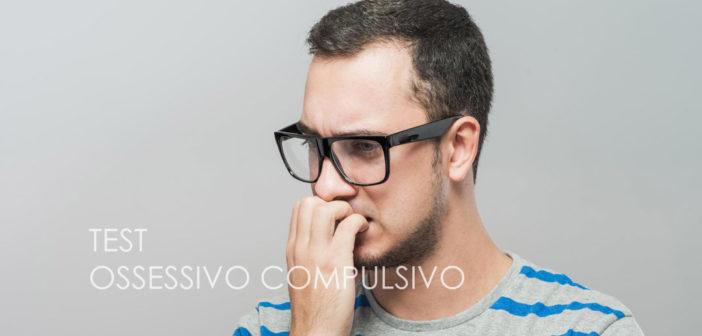 Test del disturbo ossessivo compulsivo