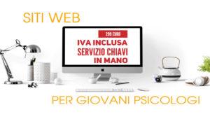 Immagine prodotto realizzazione siti web per giovani psicologi