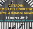 Giornata di studio Cittadini al tempo dell'indifferenza Padova